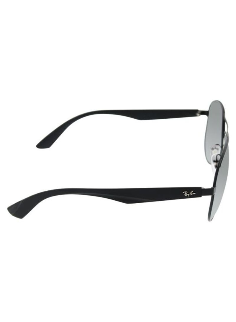 bae56052e6 Shop Ray-Ban Men s UV-Protection Aviator Frame Sunglasses RB3523-006 ...