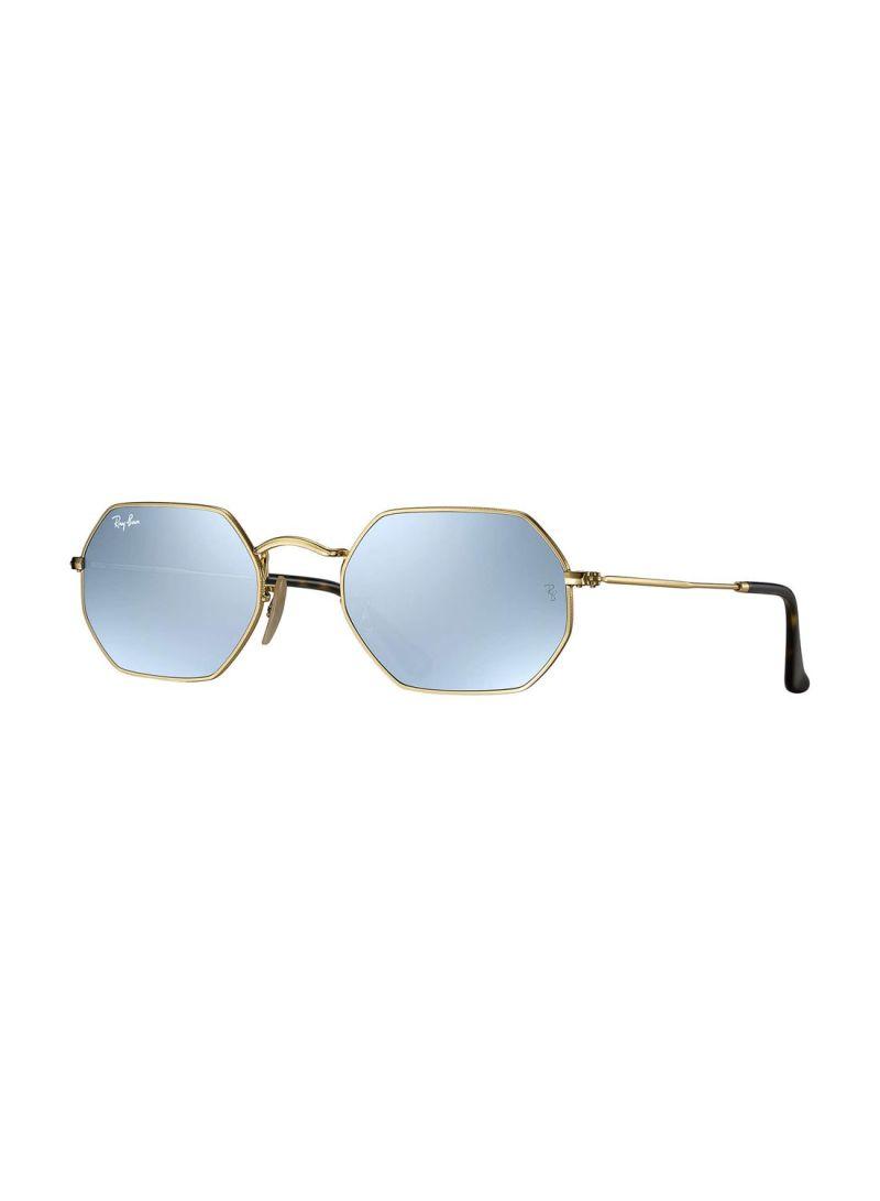 879c125239 Shop Ray-Ban Octagonal Sunglasses RB3556N-001 30-53 online in Dubai ...