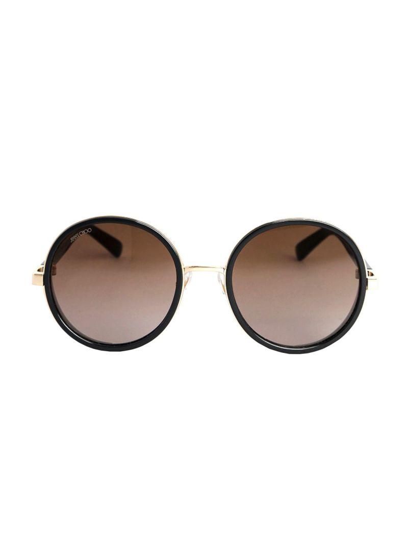 fd02a15f9b Shop Jimmy Choo Women s Round Sunglasses JM-ANDIE S-J7Q54J6 online ...