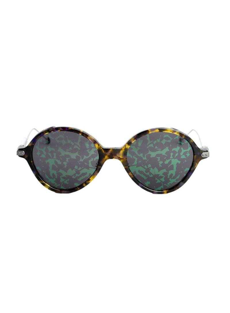 79b165e8c432 Shop Dior Women s Oval Sunglasses CD-DRUMBRAGE-0X852TW online in ...