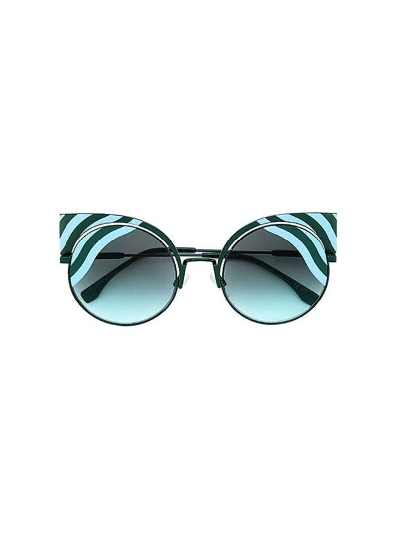 63fd4144c سعر نظارة شمسية بإطار دائري من طراز FF01215/S للنساء فى السعودية ...