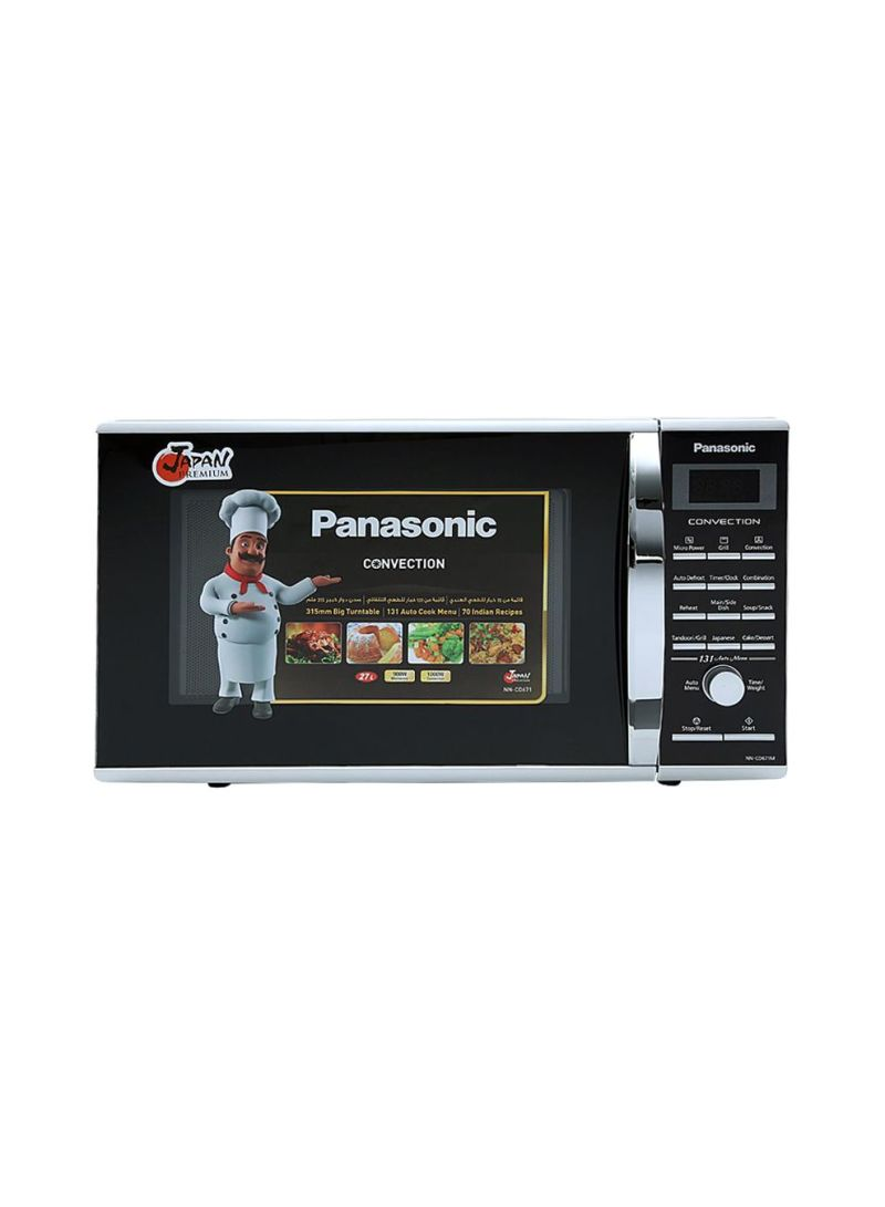 Panasonic Convection Oven 27l Nncd671m