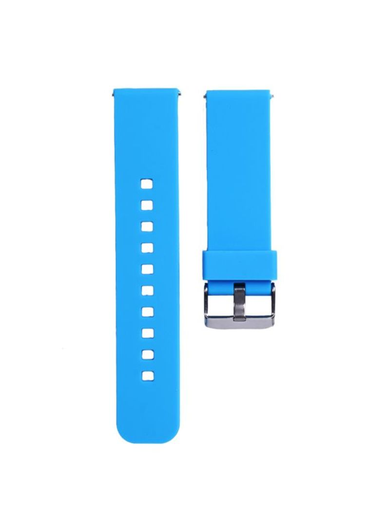 Generic Sports Silicone Watch Band Strap 22mm for Samsung
