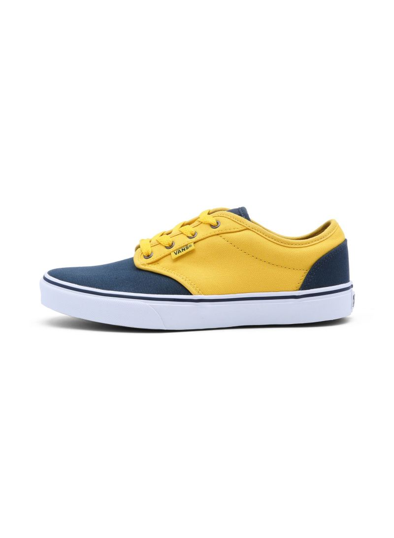 4f5e4573e04fa5 otherOffersImg v1502811719 N11000453A 1. Vans. Kids Atwood Sneaker