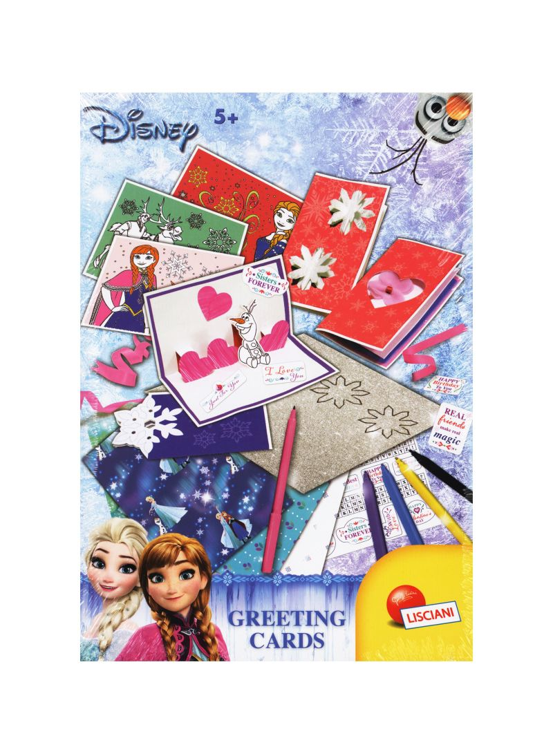 Shop Disney Frozen Greeting Cards Online In Dubai Abu Dhabi And All Uae