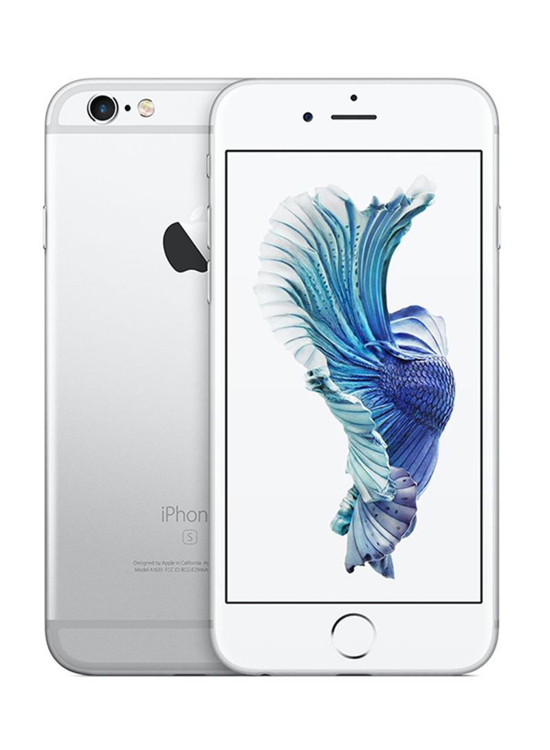 Iphone 6s With Facetime Silver 64gb 4g Lte Price In Uae Noon Uae Kanbkam