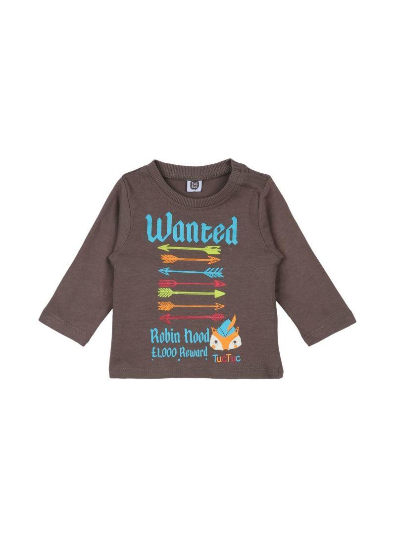 diseño de calidad d119c 2f61b Shop tuc tuc Robin Hood T-Shirt Brown online in Egypt