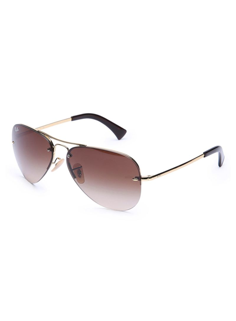 e4de1fdcc6 Buy Rimless Aviator Sunglasses RB3449-001 13-59 in UAE