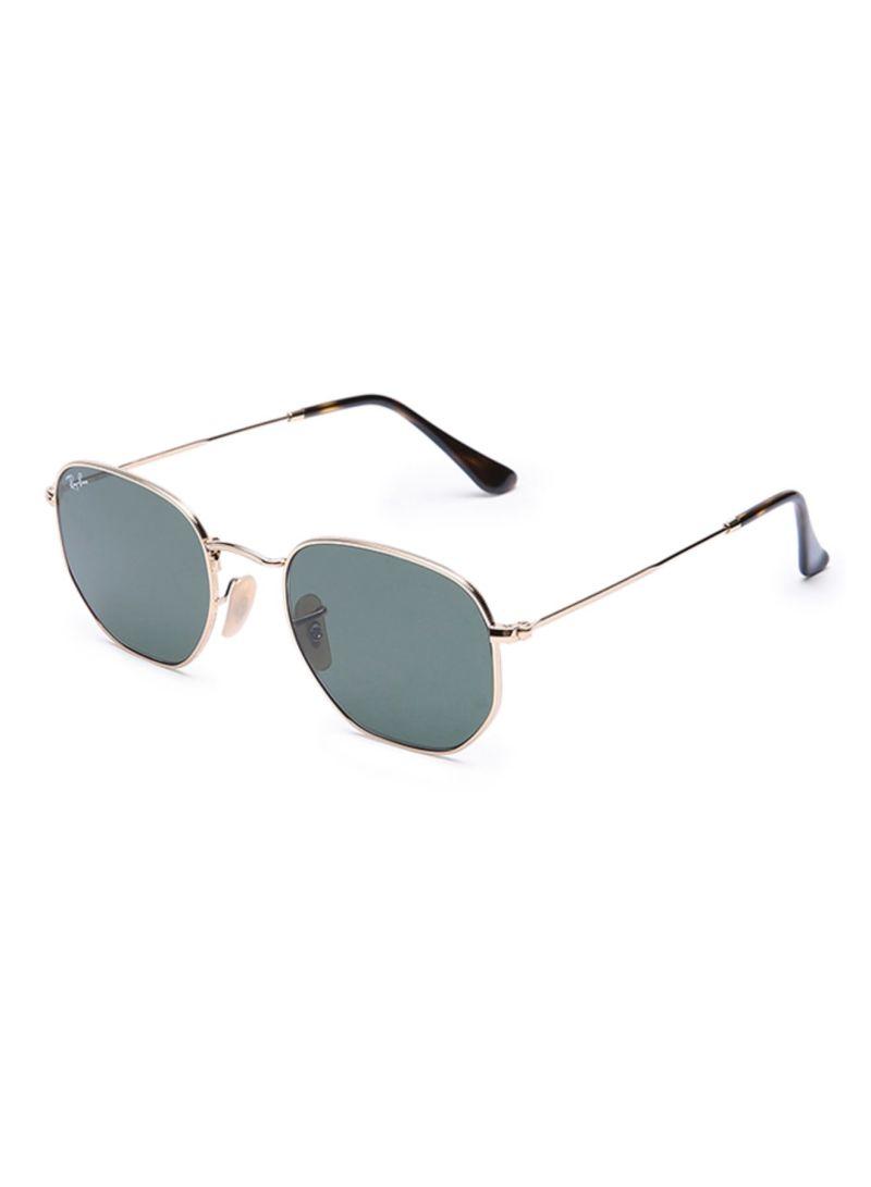 78275f66f تسوق راي بان ونظارة شمسية بعدسات سداسية مسطحة للجنسين طراز RB3548N ...
