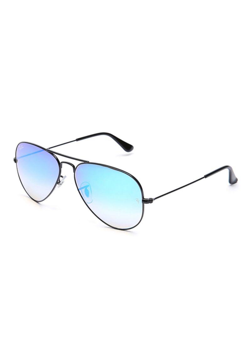 182c60ca5 نظارة شمسية آفياتور فلاش غاردينت بلو طراز RB3025-002 / 4O-58 ...