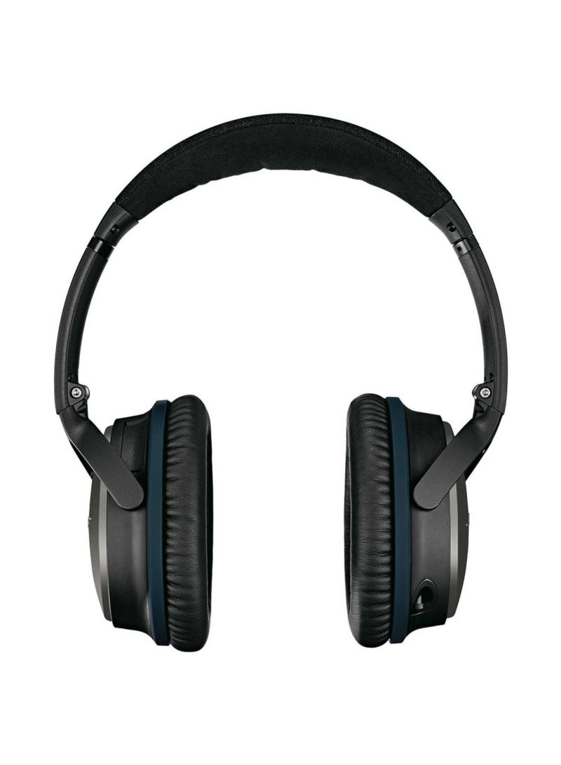 b530a38e30e Shop Bose QuietComfort 25 Acoustic Noise Cancelling Headphones Black ...