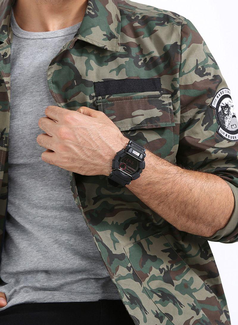 best cheap 7271f 96d13 Shop G-SHOCK Men's Digital Watch GD-400-1DR online in Dubai, Abu Dhabi and  all UAE