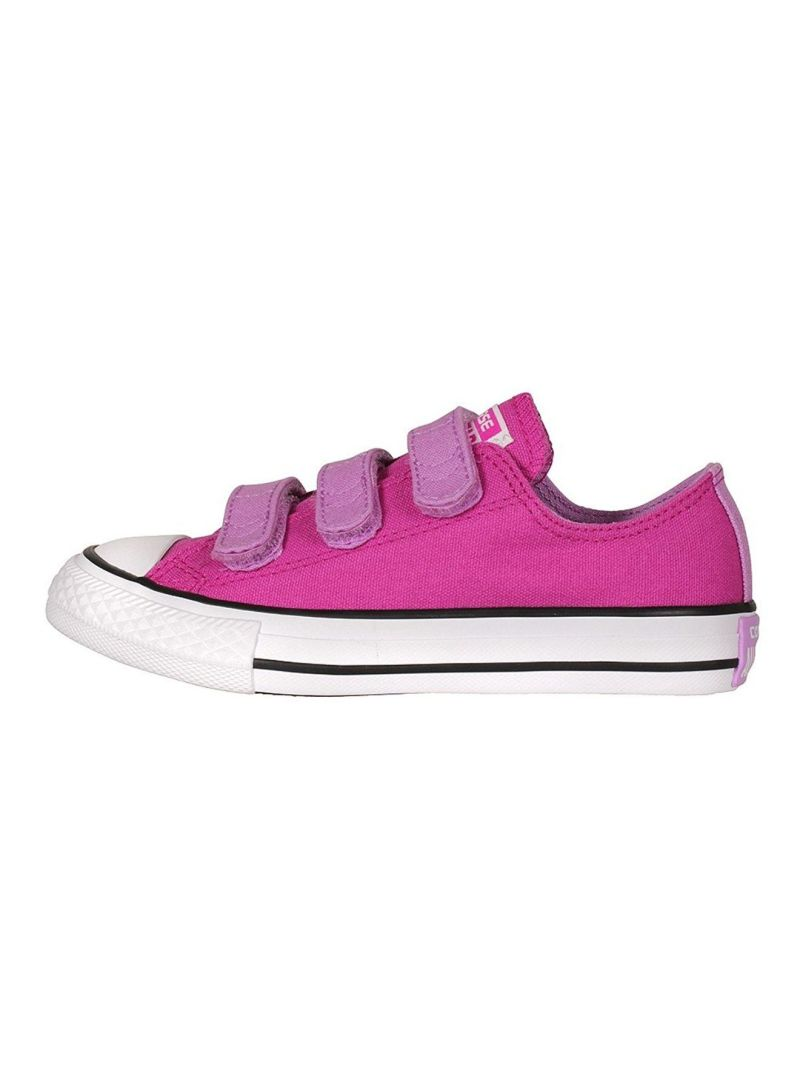 12c669c0c3c34d Shop Converse Kids Chuck Taylor All Star 3-Strap Sneaker online in ...