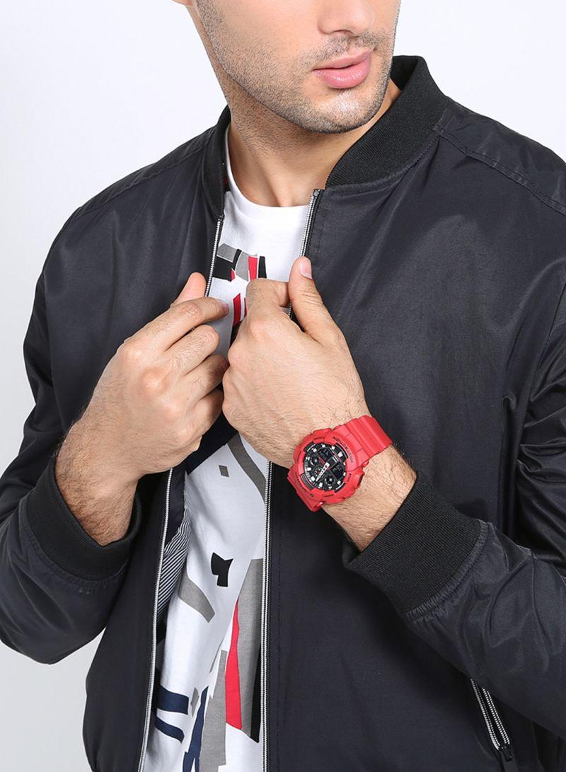 Shop G Shock Mens Analog Digital Watch Ga 100b 4adr Online In Casio