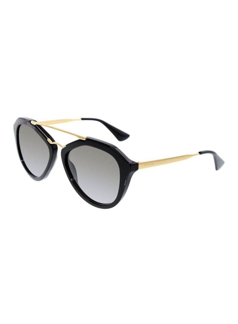 56733f041c1 Shop PRADA Women s UV-Protection Rectangle Frame Sunglasses PR12QS ...