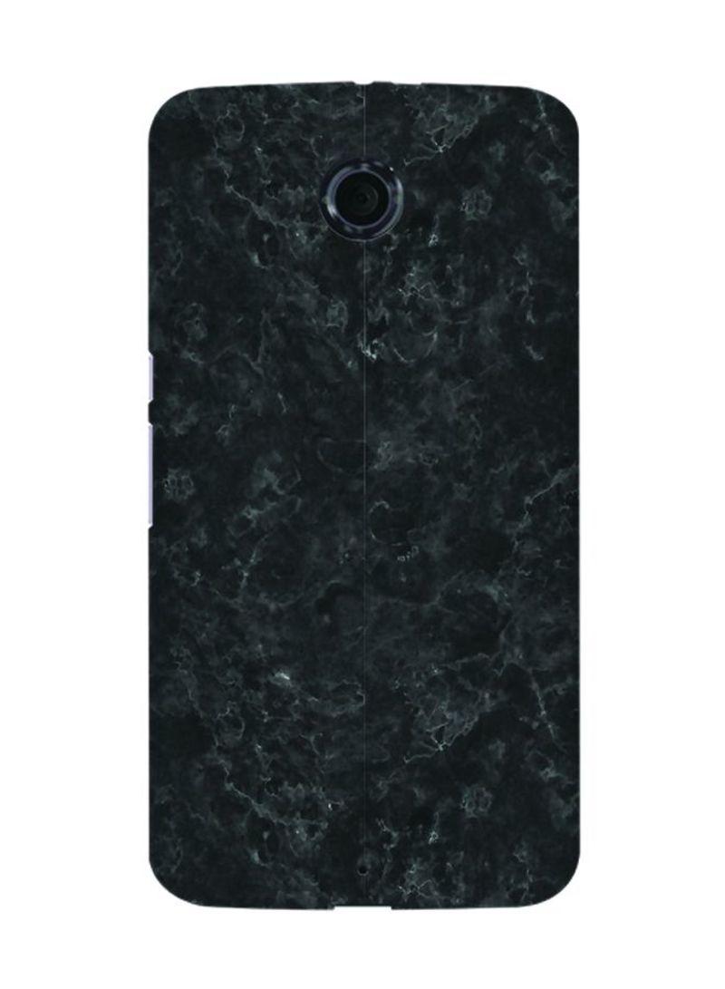 new style b047e 6c527 Shop Stylizedd Slim Snap Case Cover Matte Finish for Google Nexus 6 Marble  Texture White online in Dubai, Abu Dhabi and all UAE