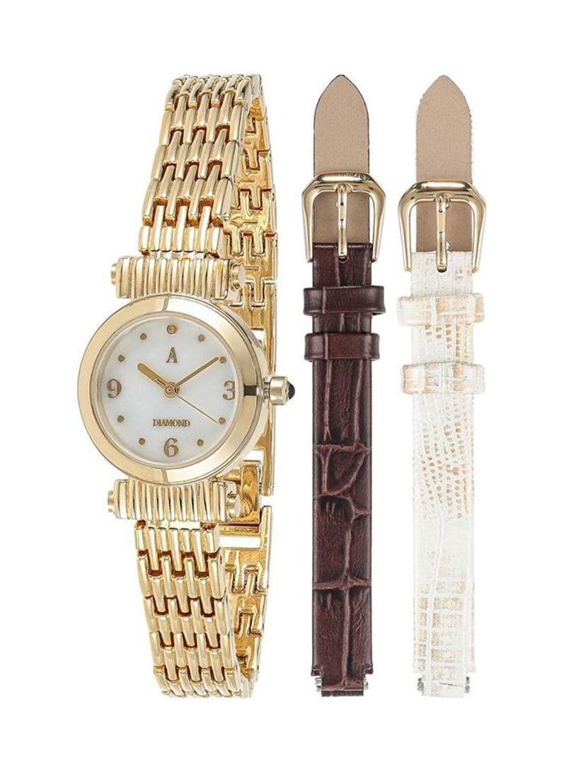 Aldo Acayssa Womens White Dial Interchangeable Polyurethane Band Casio Ltp 1095e 7b Womenamp039s Quartz Watch Buy Analog Set J27169000000 In Uae