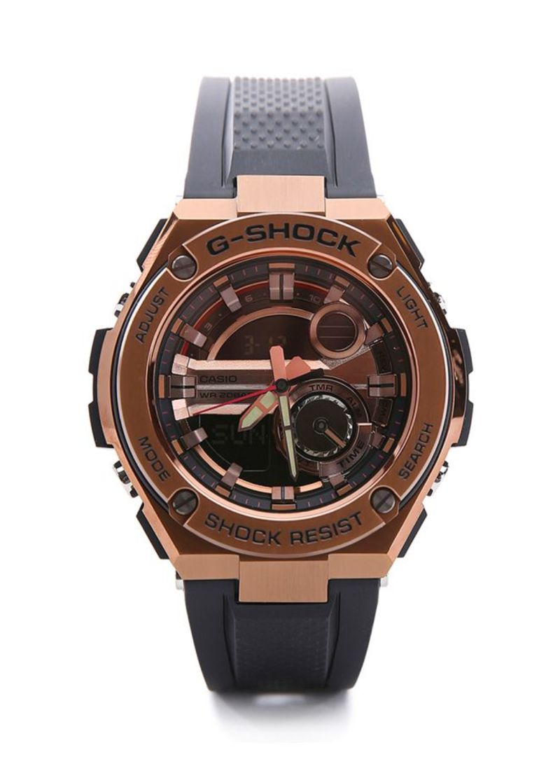 Mens Analog Digital Stainless Steel Watch Gst 210b 4adr Watches Casio G Shock 1a
