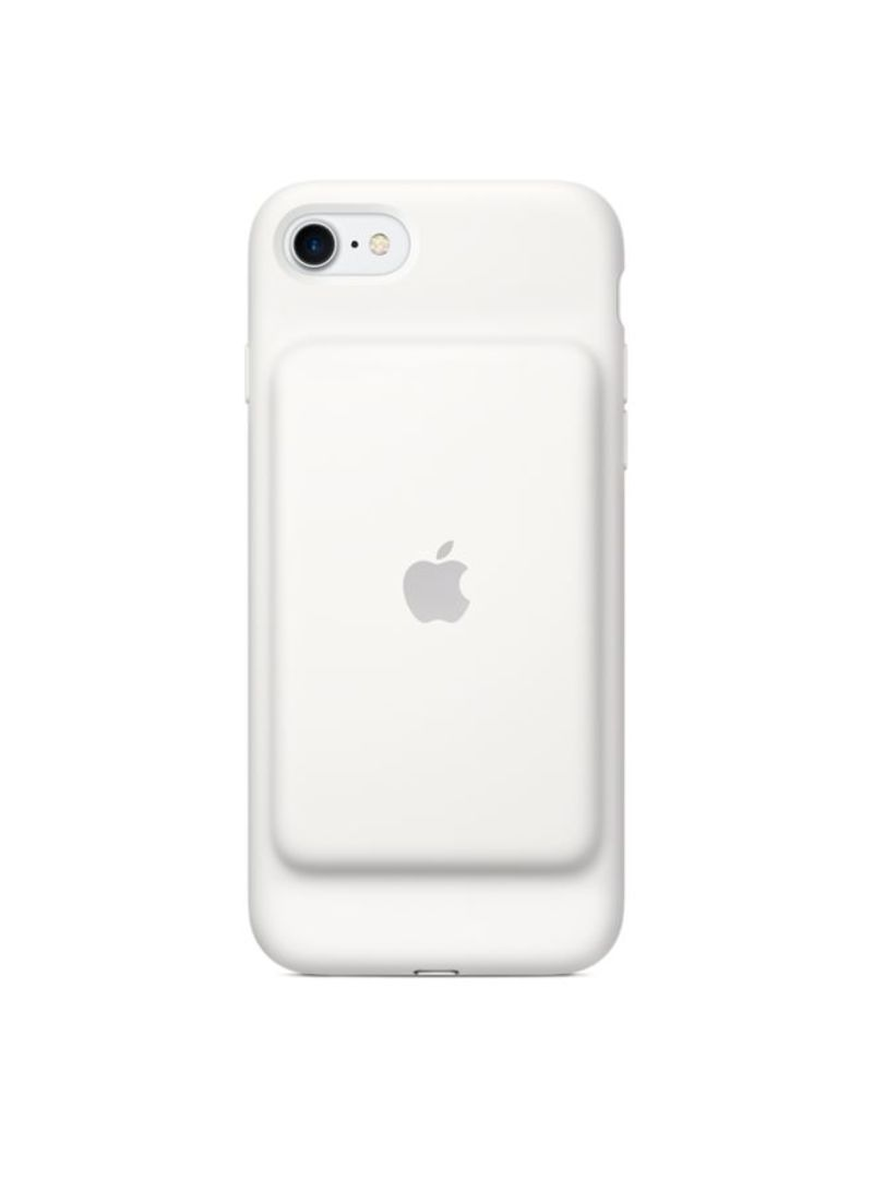 promo code 2eaa0 d8022 Shop Apple Smart Battery Case For Apple iPhone 8/7 White online in Dubai,  Abu Dhabi and all UAE