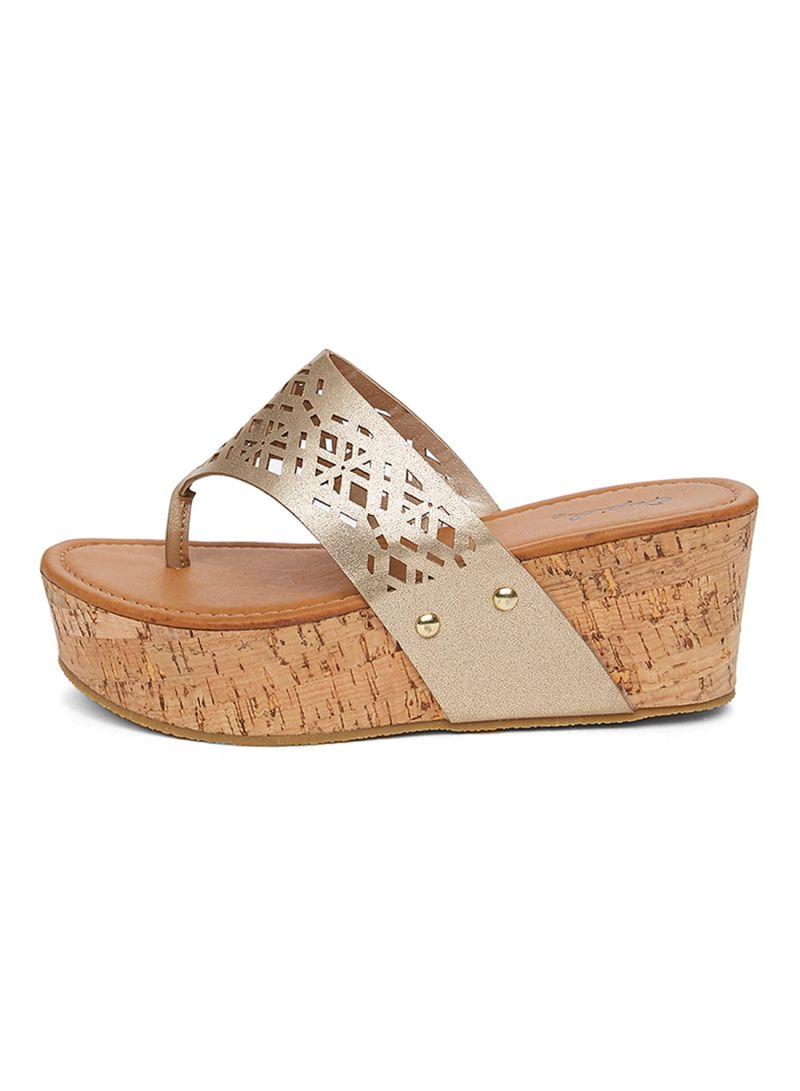 e3d32e5269109e Buy Thong Wedge Sandal in Saudi Arabia