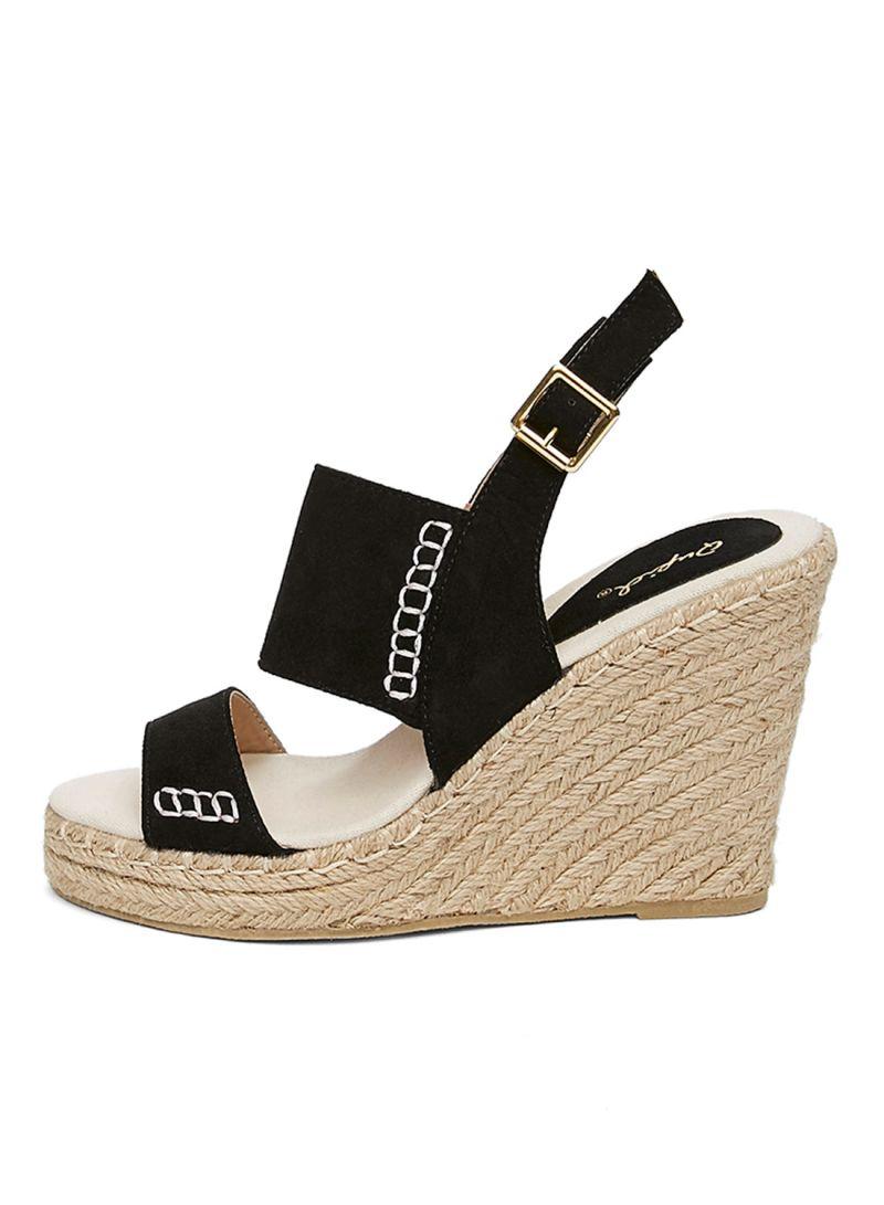 8d49e5c8ab0 Shop Qupid Espadrille Wedge Sandal online in Dubai, Abu Dhabi and ...
