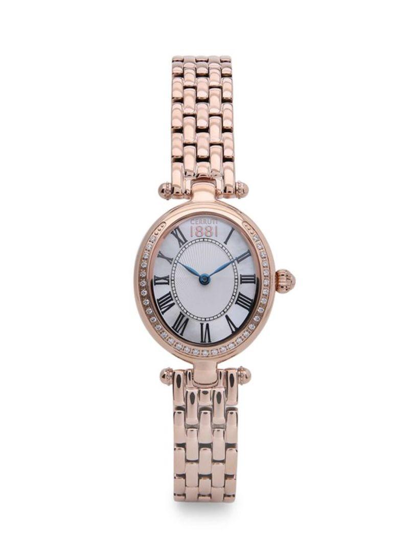 e24c512323793 Shop CERRUTI 1881 Women s Analog Watch C CR023SR28MR online in Dubai ...