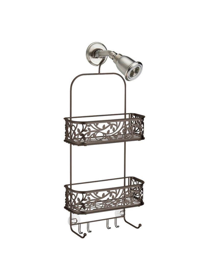 Vine Shower Caddy Bronze | Kitchenware And Home Appliances | kanbkam.com