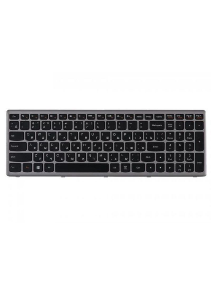 Replacement Laptop Keyboard For IBM Lenovo Z500 / Ideapad Z500 - P500 Black