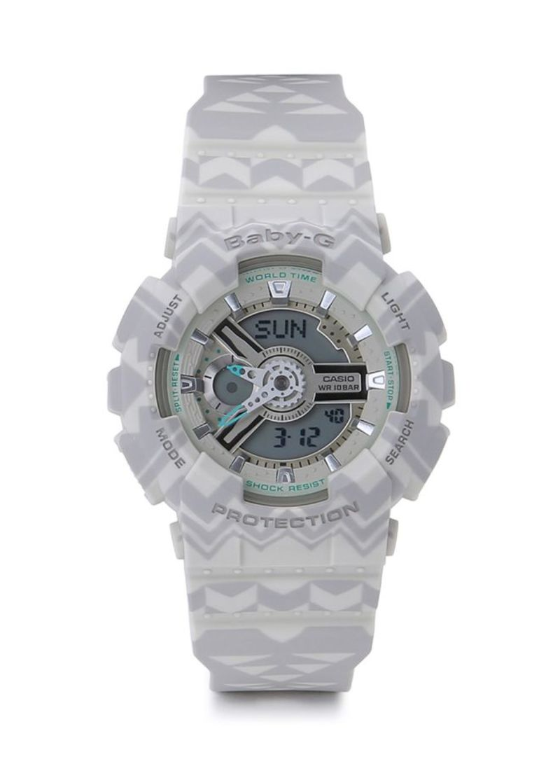 Womens Analog Digital Watch Ba 110tp 8adr Watches Casio Baby G 110sn 3a