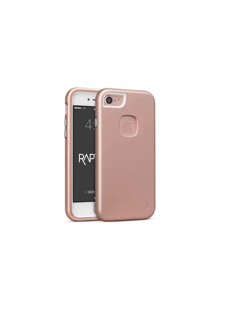 Bespoke Madison Clear Diary For Iphone 8 Iphone 7 Rose Gold