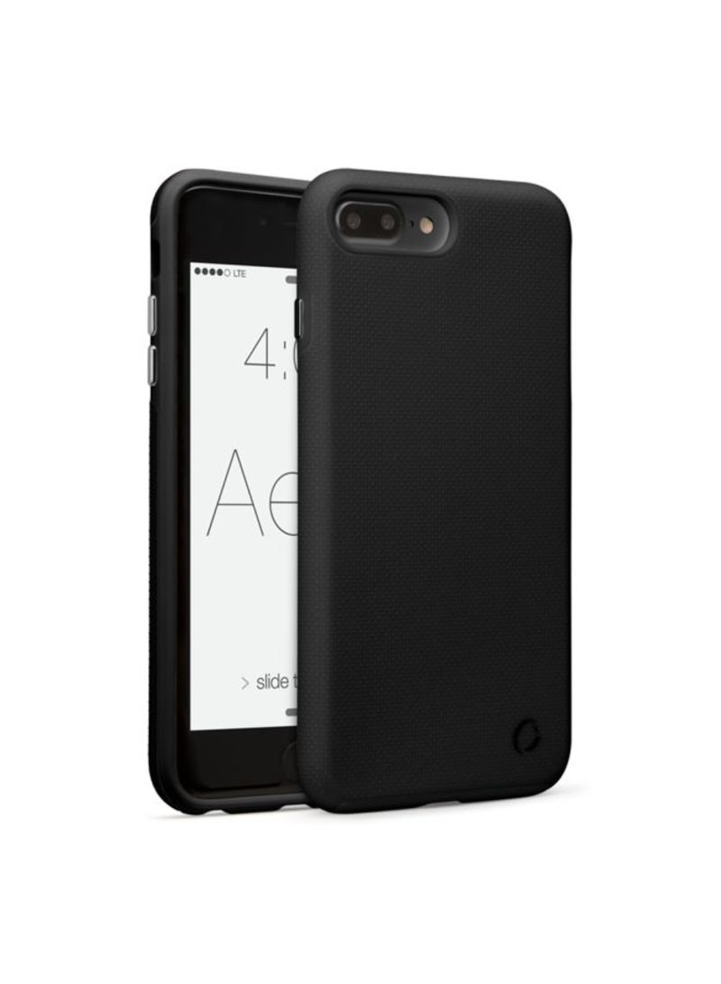 wholesale dealer 53574 a6713 Shop Cellairis Matter Aero Grip Case For iPhone 8 Plus/iPhone 7 Plus Black  online in Dubai, Abu Dhabi and all UAE