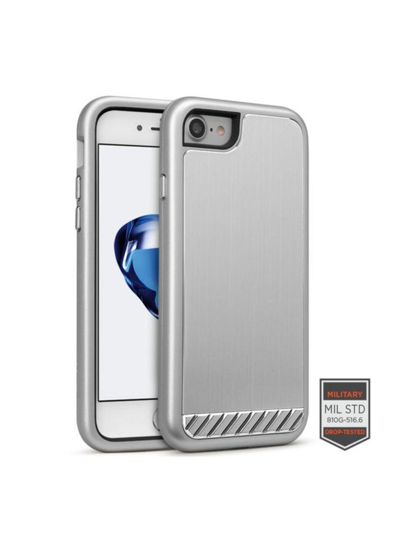 Shop Cellairis Rapture Aluminum Case For iPhone 8/iPhone 7 Silver