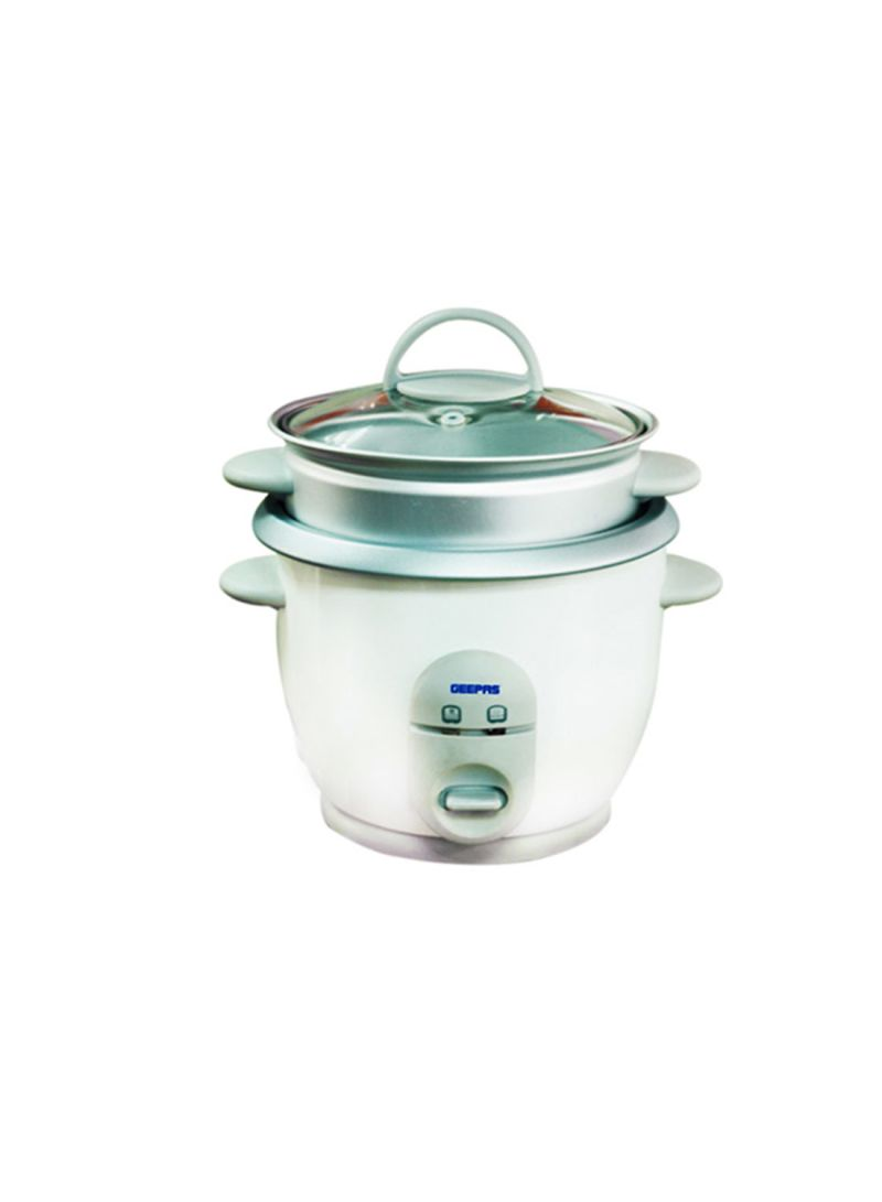 Electric Rice Cooker 0.9L 350W GRC1828 White | Kitchenware And Home ...