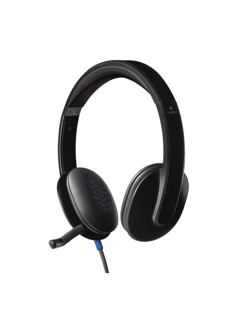 H540 USB Headset Black