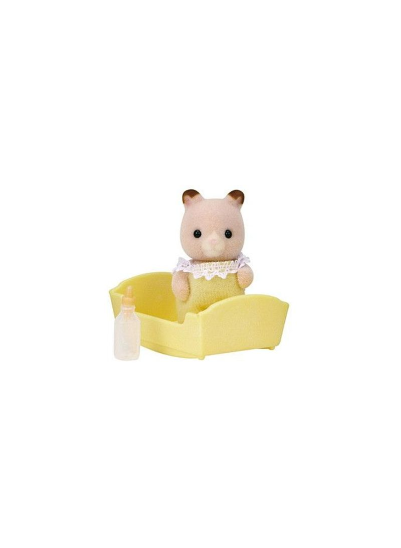 Shop Sylvanian Families Hamster Baby Online In Dubai Abu Dhabi And Walnut Squirrel Family