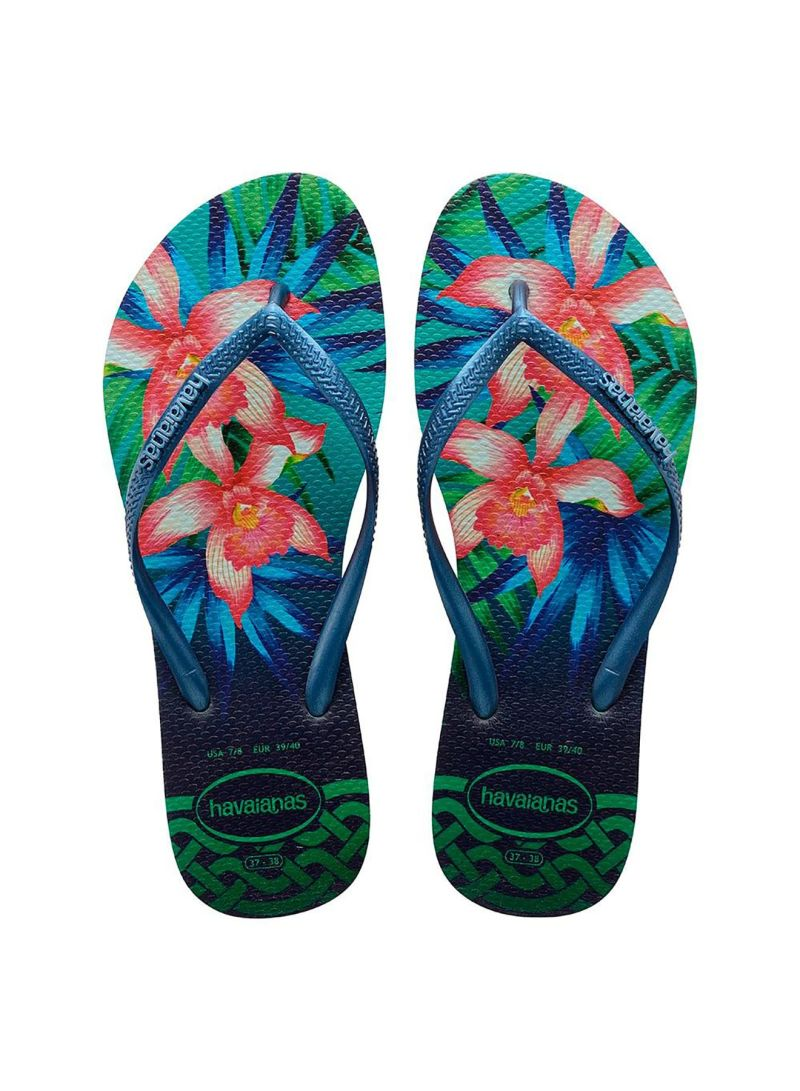 c92176777 Shop havaianas Slim Tropical Flip Flop online in Riyadh