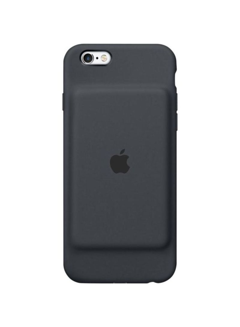 Smart Battery Case For iPhone 6s Gray