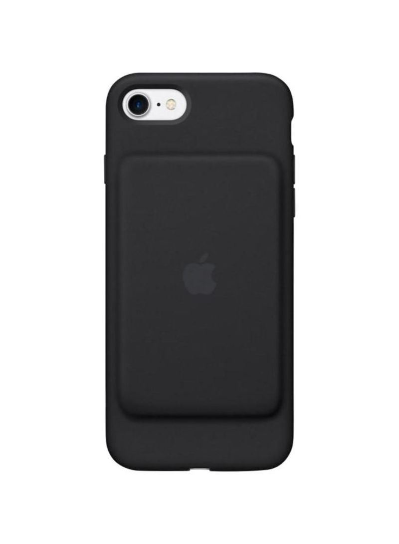 new style 25a36 518b0 Shop Apple Silicone Smart Battery Case For iPhone 8/iPhone 7 Black online  in Dubai, Abu Dhabi and all UAE