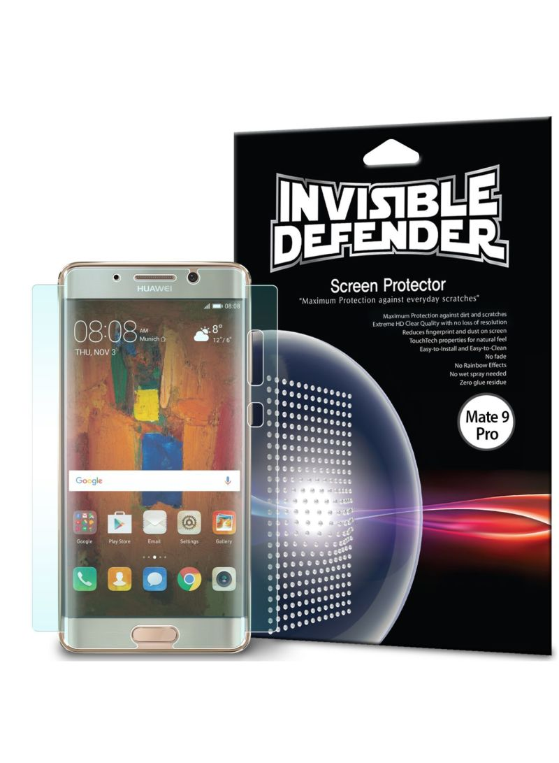 Invisible Defender Full Coverage HD Clarity Screen Guard For