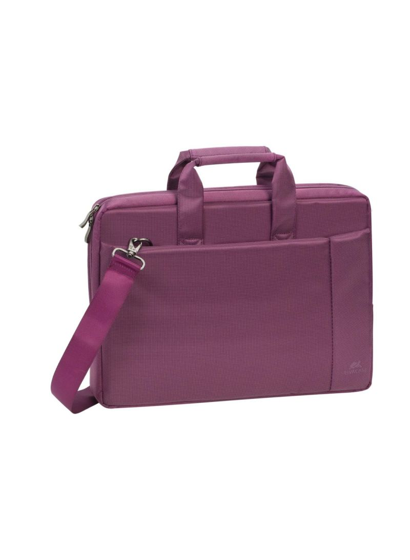 0a57f3d998dd Shop RivaCase Laptop Bag For 13.3-Inch Laptops Purple online in Dubai, Abu  Dhabi and all UAE