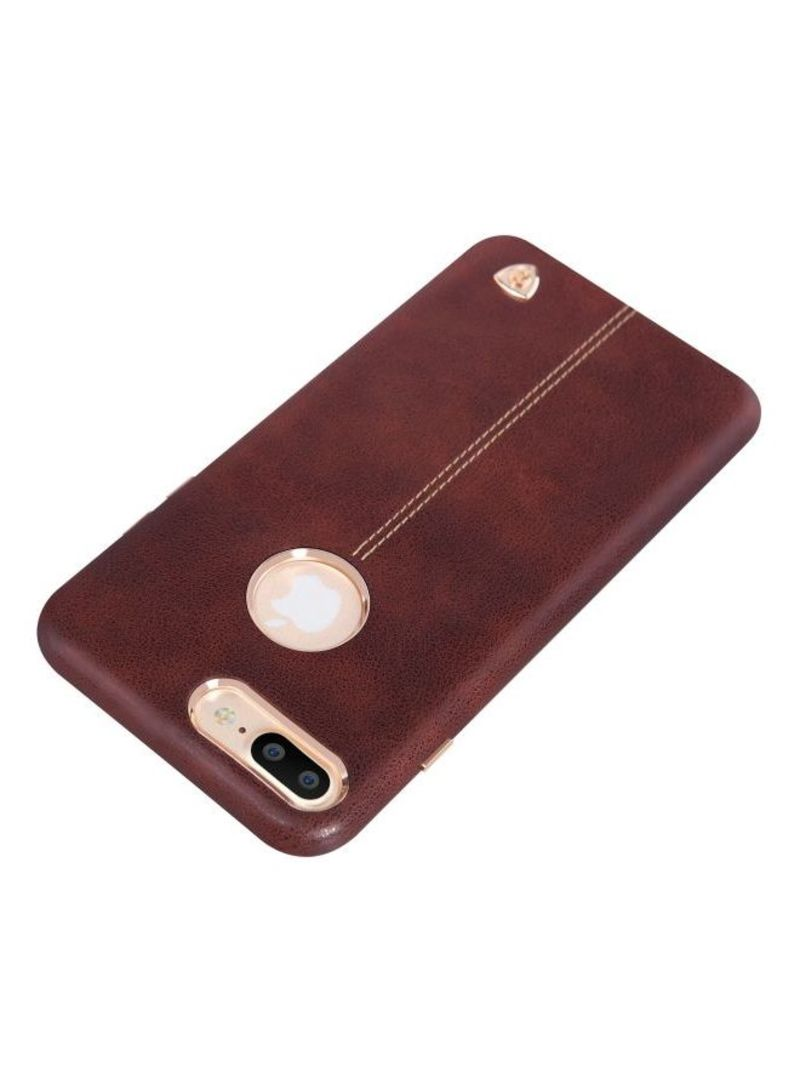 competitive price 01622 abb1c Shop Nillkin Englon Leather Cover For iPhone 8 Plus/iPhone 7 Plus ...