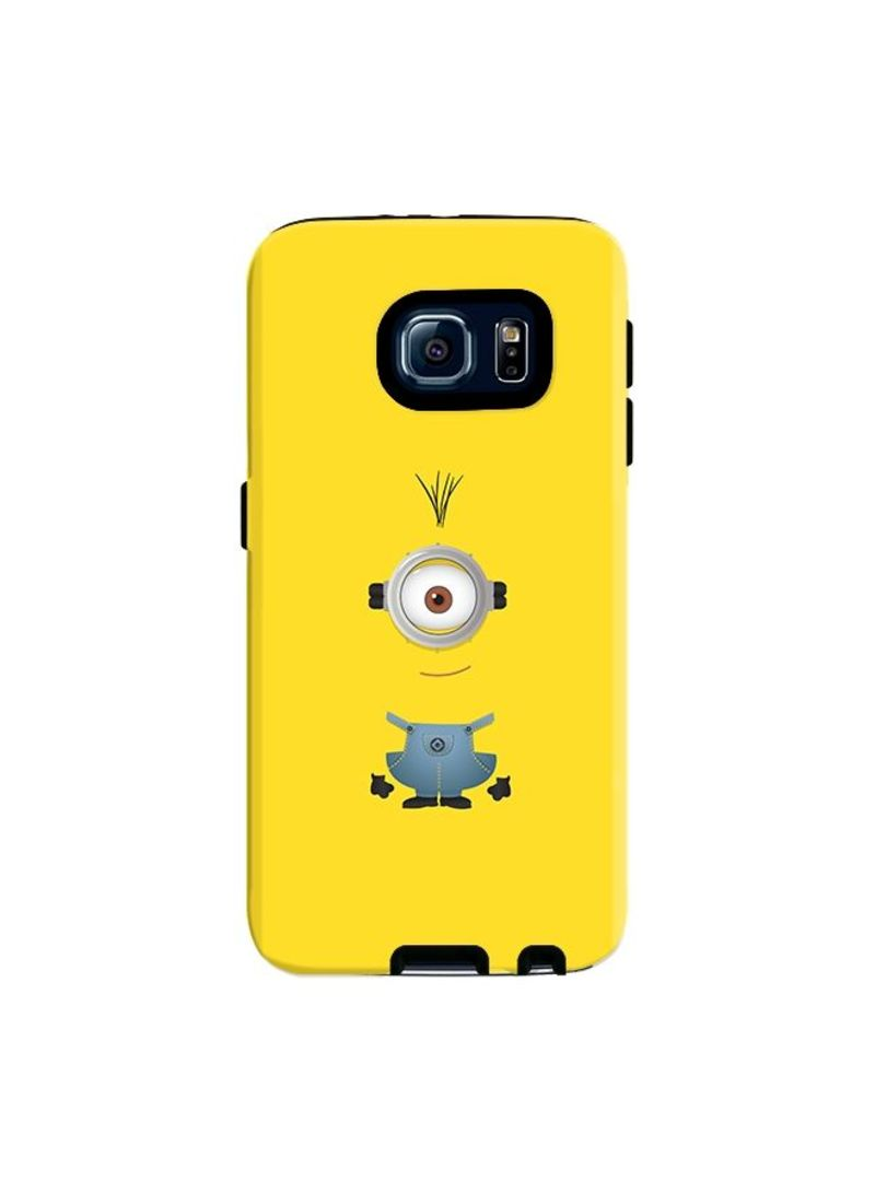 best sneakers 5db8e aa7ff Shop Stylizedd Premium Dual Layer Tough Case Cover Matte Finish for Samsung  Galaxy S6 Minion 1 online in Dubai, Abu Dhabi and all UAE