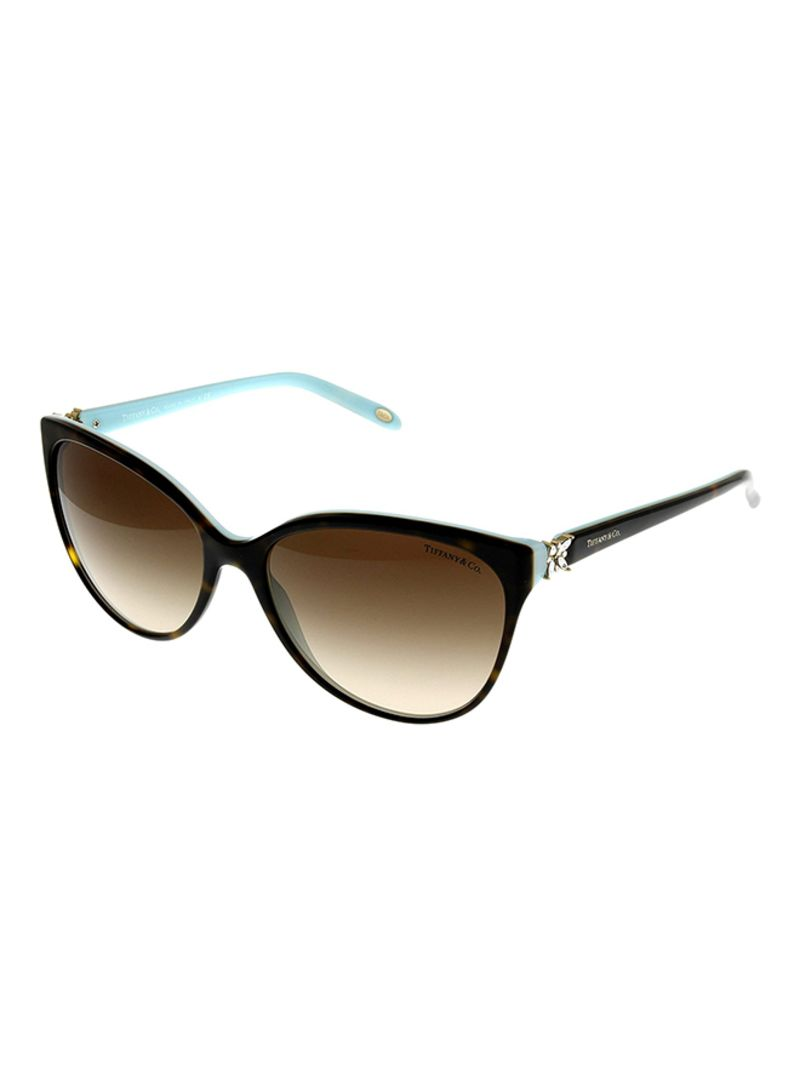 99ddcbbb177f Shop Tiffany   Co. Women s UV-Protection Butterfly Frame Sunglasses ...