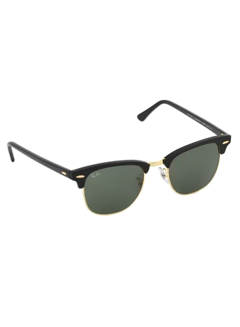 aa0356071fd Shop Ray-Ban Clubmaster Sunglasses RB3016-W0365-49 online in Riyadh ...