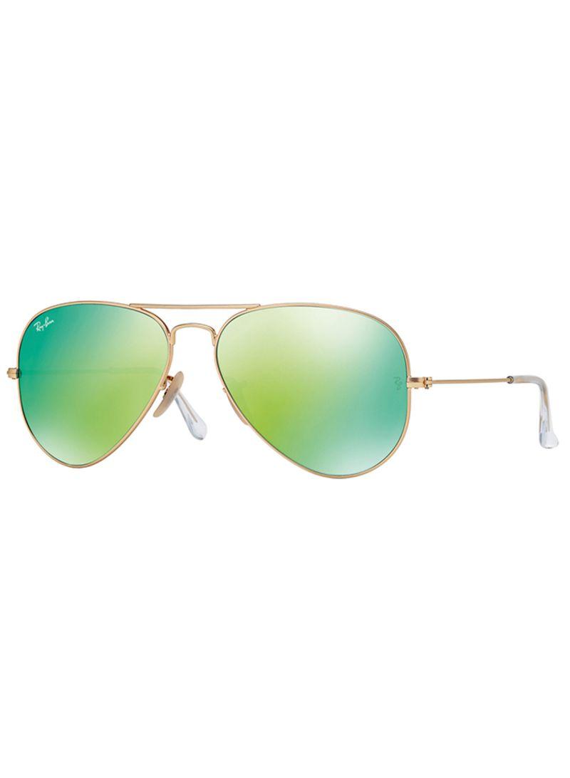 804809594199 Shop Ray-Ban Aviator Sunglasses RB3025-112/19-55 online in Riyadh ...