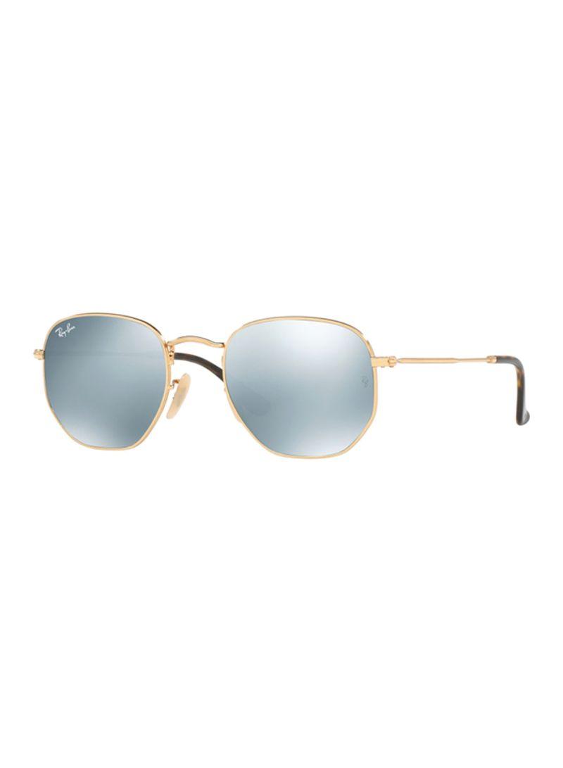 3125a92b1 اشتري نظارة شمسية بإطار دائري وعدسات سداسية مسطحة من طراز RB3548N-001/30-