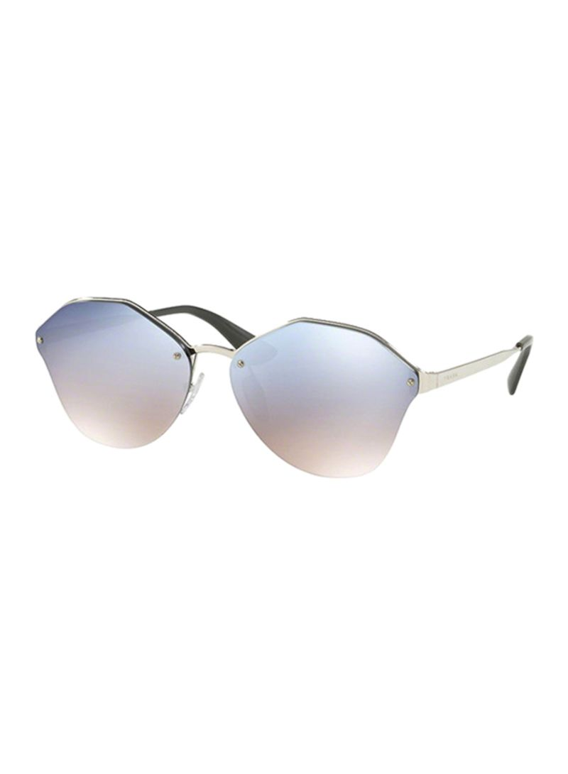 002a3c25063 Buy Women s Square Frame Sunglasses PA-64TS-1BC5R0-66 in UAE