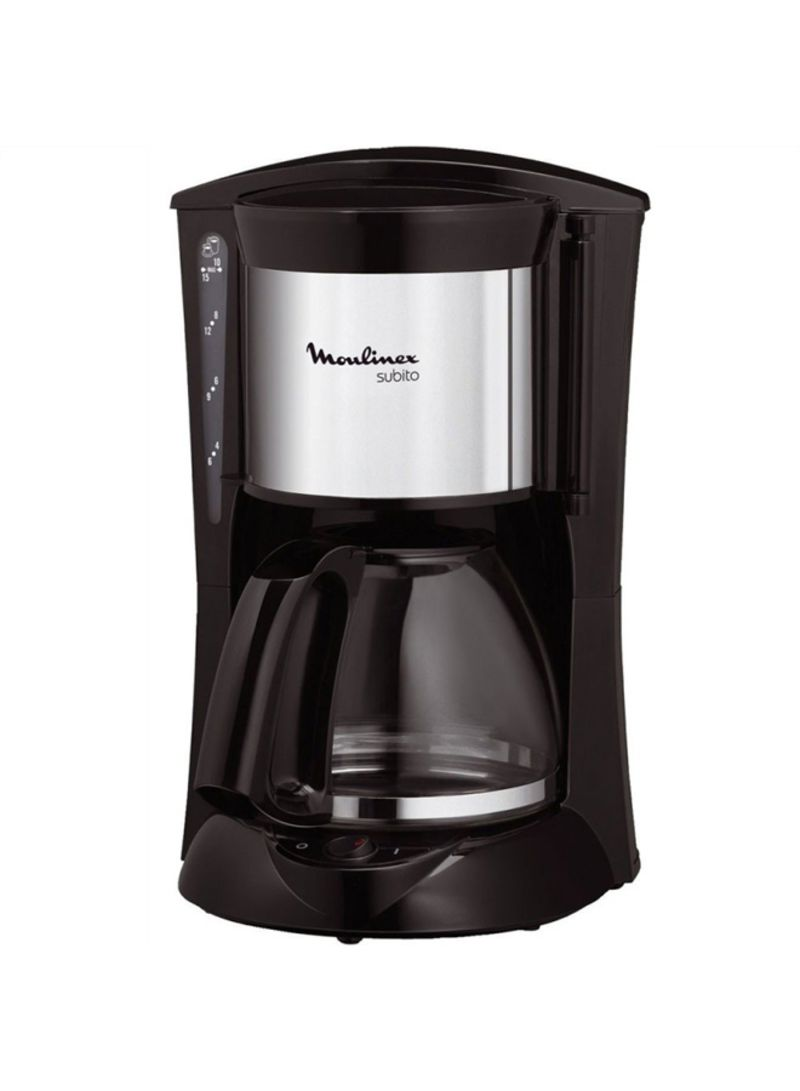Subito 3 Coffee Maker FG361827 Black price in Saudi Arabia | Noon