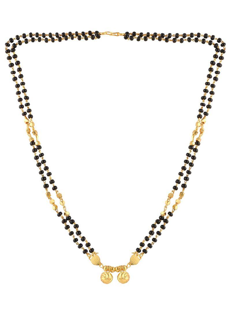 Shop Shining Jewel Traditional Maharashtrian Vaati Design Mangalsutra Sj 2170 Online In Dubai Abu Dhabi And All Uae
