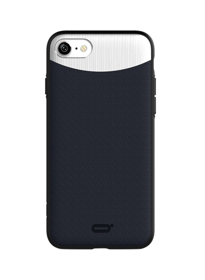 Plastic Joint Case For iPhone 8/iPhone 7 Grey Price in UAE